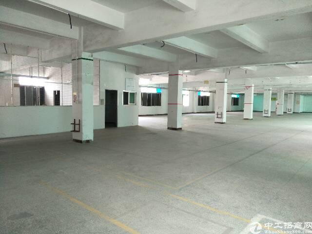 平湖富民标准厂房楼上招租