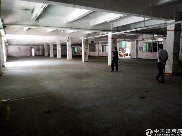 平湖新出一楼1000平米厂房对外出租