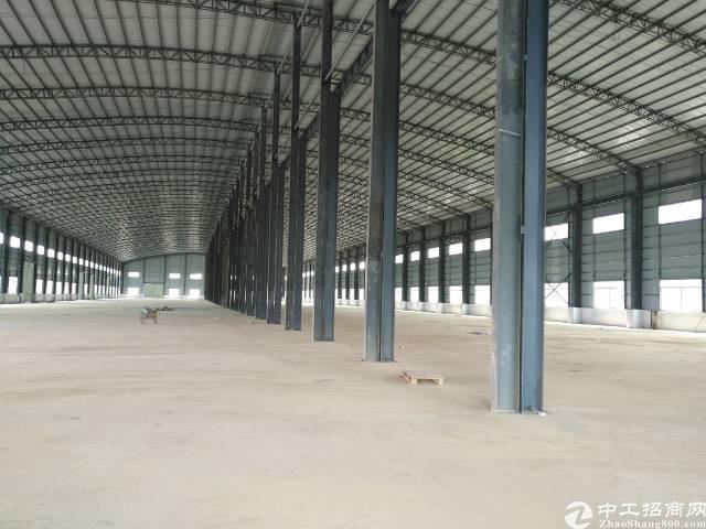 单一层厂房1500平米招租