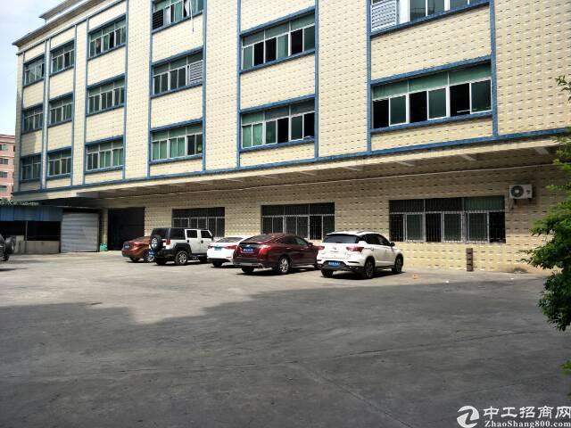 万江简沙洲标准一楼500平方出租,适合机械,五金等行业