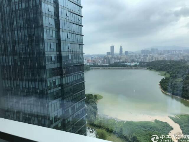 坂田星河10万平甲级写字楼全球招商