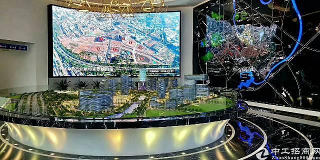 松山湖高新智能产业独栋整层自由分割出售