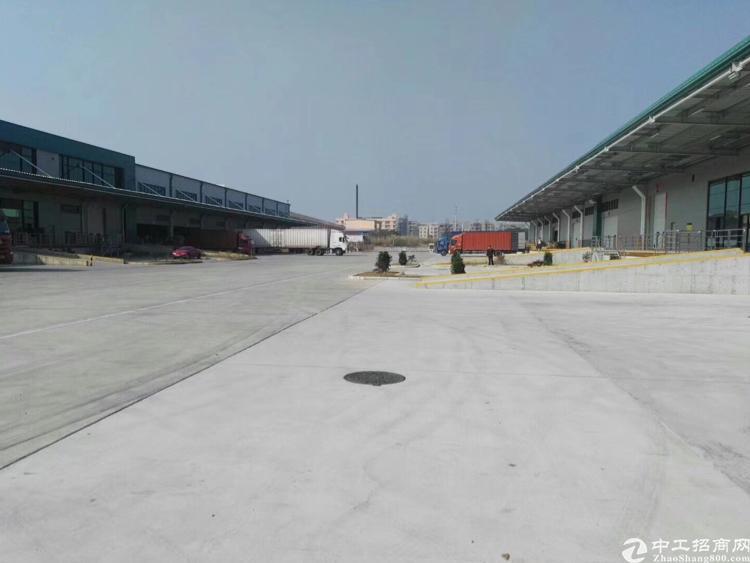 深圳周边三栋镇75000平米高标准物流仓库出租