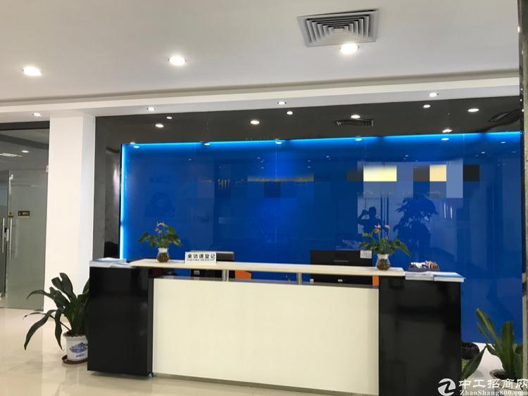 龙华大浪商业中心对面 精装修厂房2000平