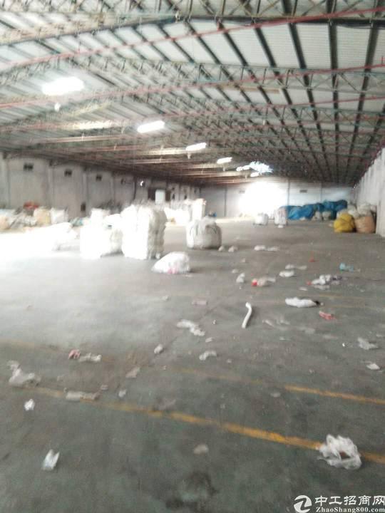 工业园分租单一层钢构厂房6000平方