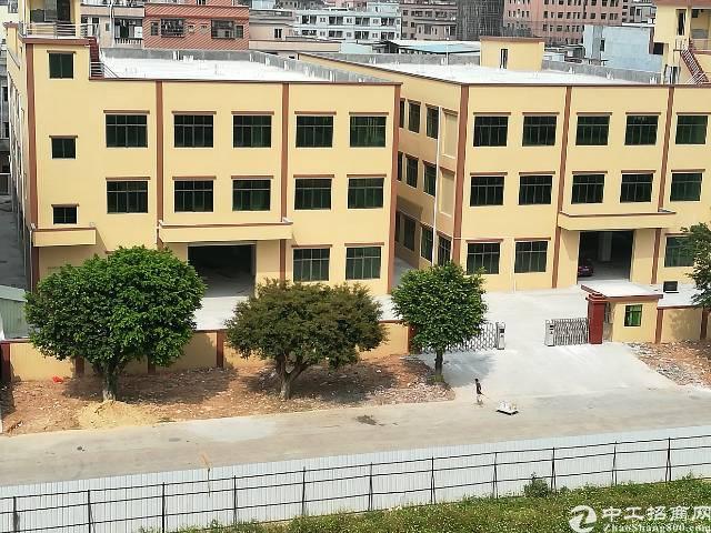 石排镇精品独院厂房出租,厂房两层4600平方,一楼5.5米高-图3