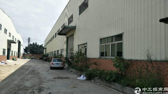 中堂新出厂房出租4500平方,滴水10米,价格合理