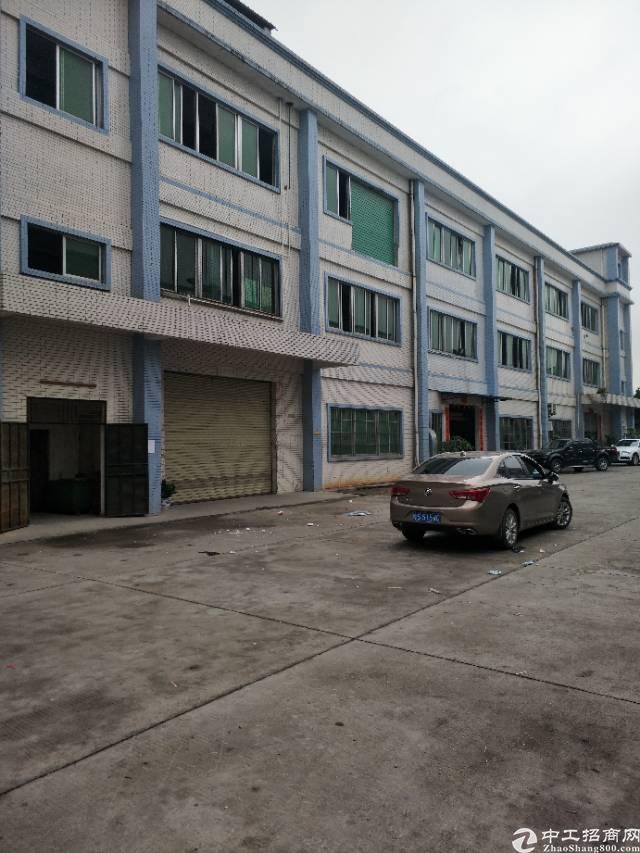 横沥三江工业区独院厂房4000平方