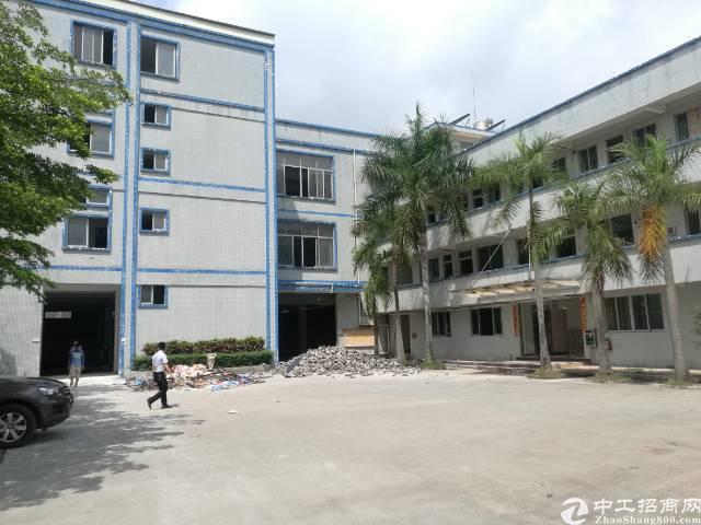 万江简沙洲独院厂房,厂房6800平米,宿舍办公1800平米