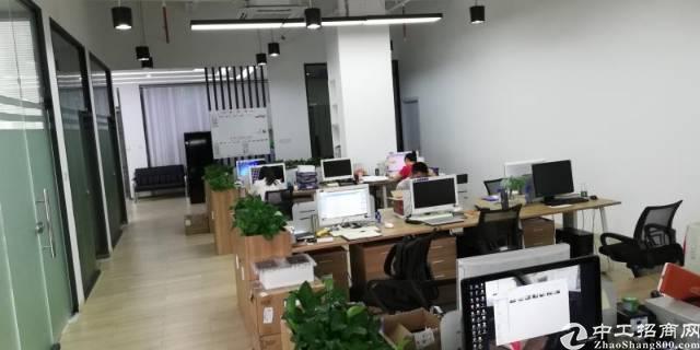 沙井中心路新出精装修写字楼