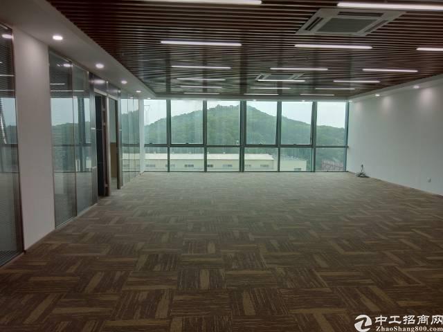 福永地铁口同泰10楼176平方精装修写字楼招租