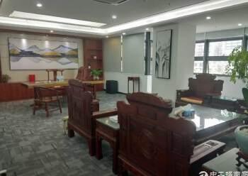 兴东花园式精装修甲级写字楼946平方招租图片2
