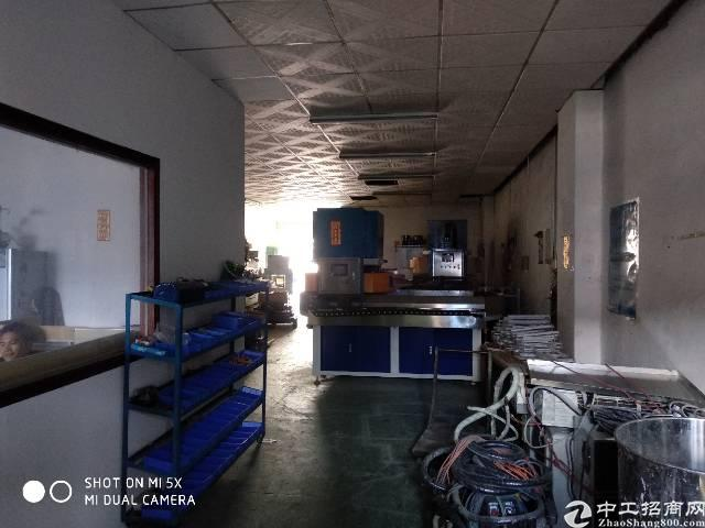 松岗大道边新出楼上340平方米带装修办公室,出租