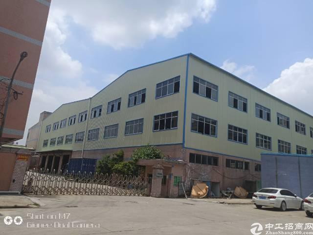 两层厂房,首层高10米厂房招租