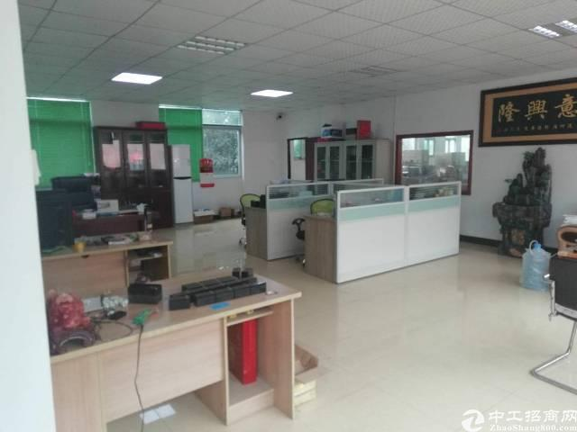 松岗沙浦围三楼带精装修厂房450平16块招租-图3