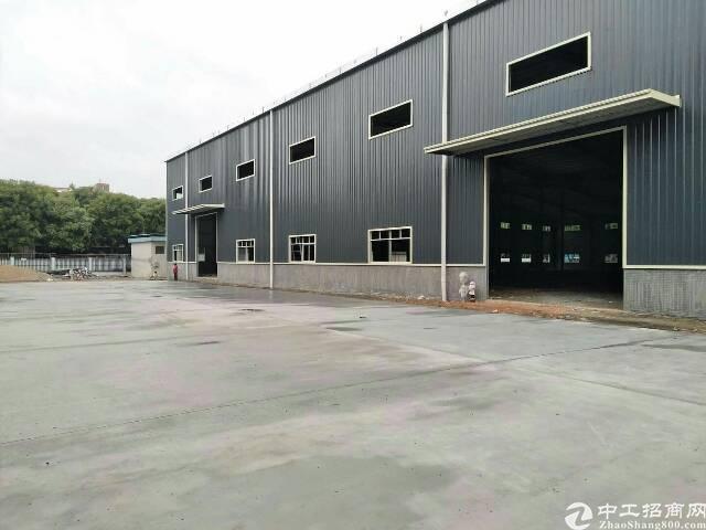 东莞市东部工业区单一层厂房出售
