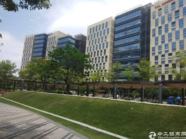 兴东花园式精装修甲级写字楼946平方招租