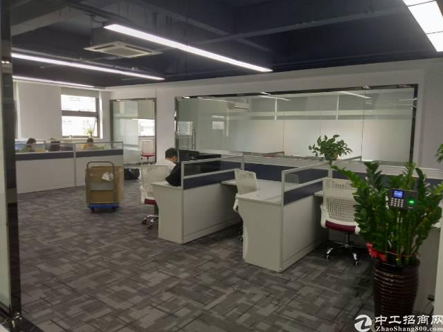 兴东花园式精装修甲级写字楼946平方招租图片5