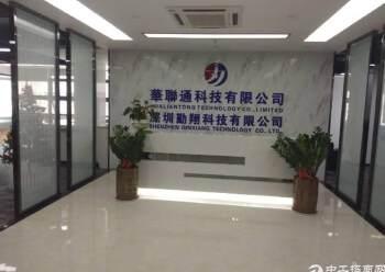 兴东花园式精装修甲级写字楼946平方招租图片6