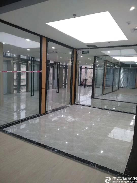 福永和平村楼上带装修1500平米厂房出租