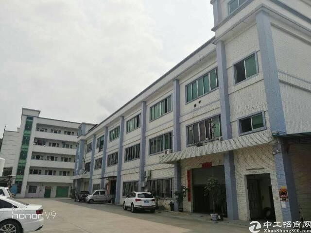 横沥镇三江工业园区新出一楼800㎡