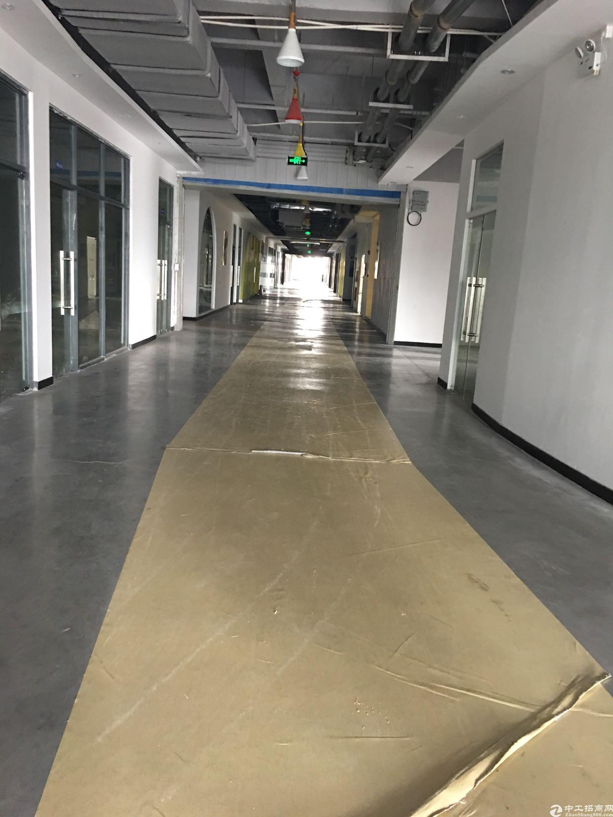 黄埔东区骏业路一楼标准厂房1350平出租