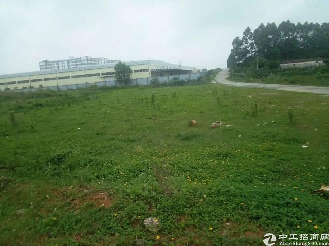 园洲新出单一层可做塑胶厂房,占地面积8500