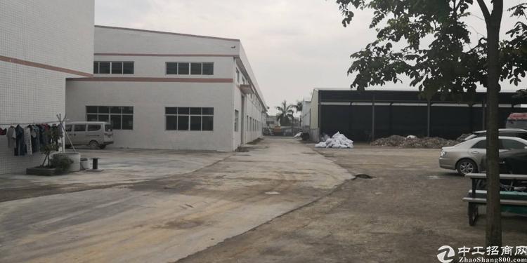水乡片区单一层钢构厂房