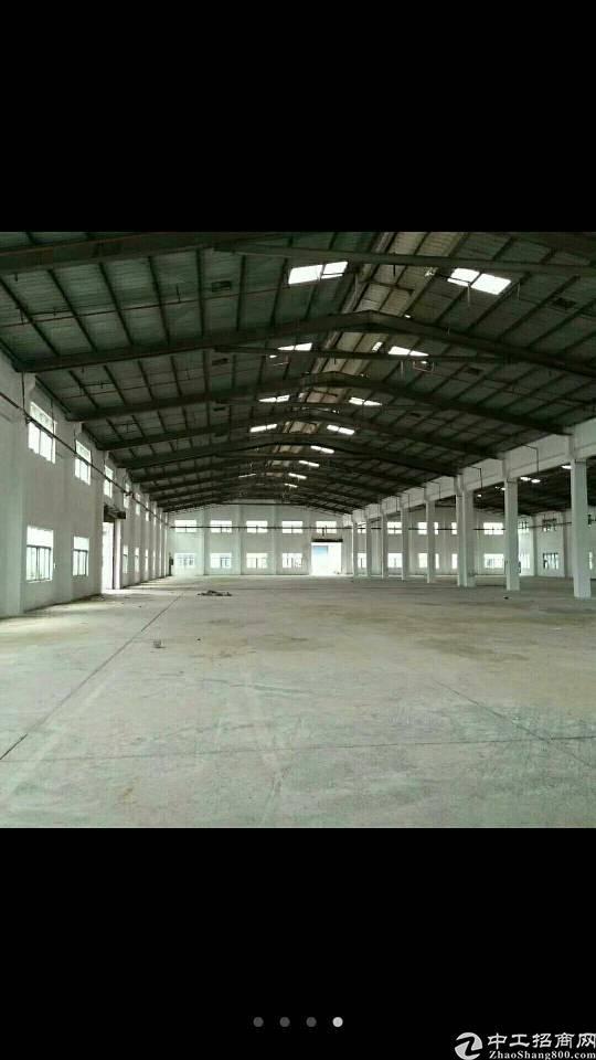 公明原房东高速口仓库厂房出租10000平米大小可以分租