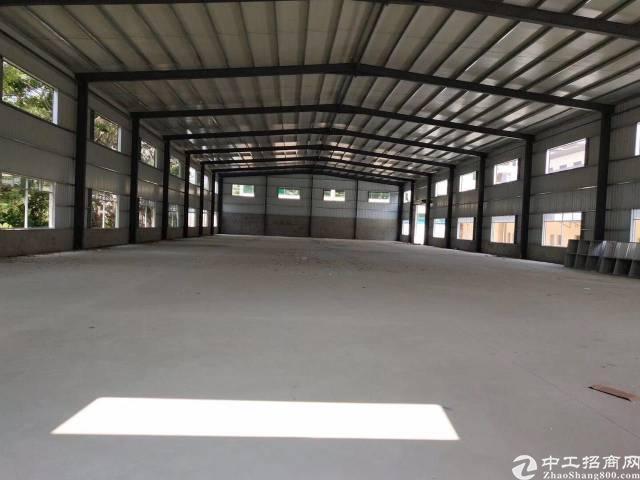 原房东钢构2000平方独门独院出租