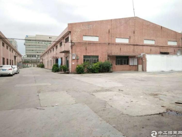 东城新出独门独院钢结构厂房4000平方