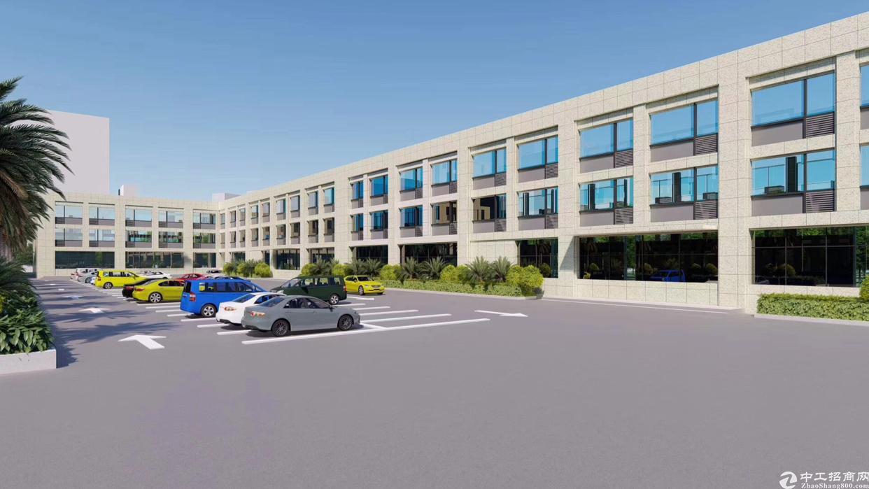 坂田雪象医院附近电商产业园3楼108-5800平方大小分租