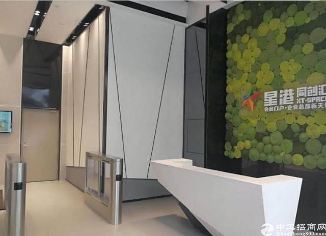 出租)兴东地铁口七星公社250平43元/平精装采光