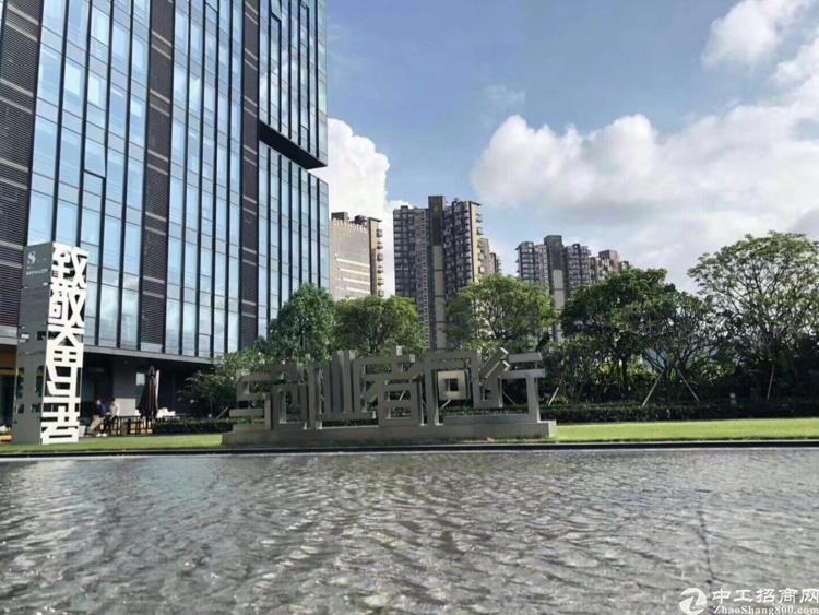 龙华北站红本甲级写字楼1900平方米一层