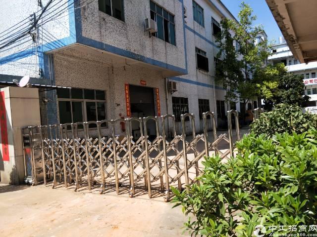 企石镇原房东独栋标准厂房1-3层4050平方