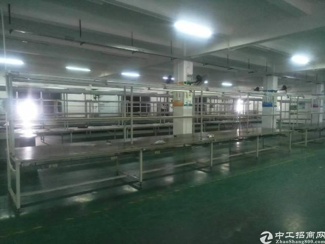 龙东独院厂房楼上1760现成水电办公室车间装修出