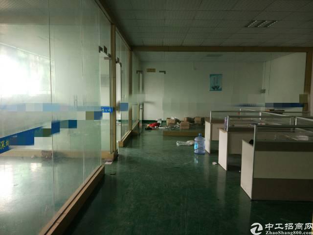 东莞长安沙头二楼1000平米带精装修厂房13块招租-图2