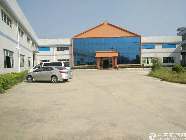 形象高大上独院钢结构厂房7600平方