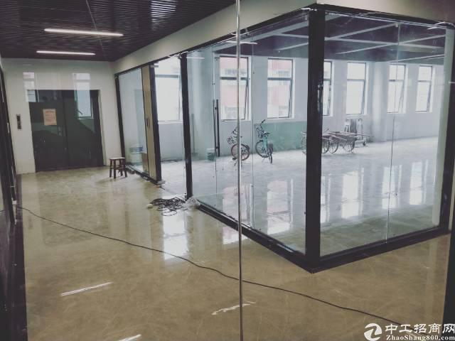 龙华油松精装修168平办公室招租