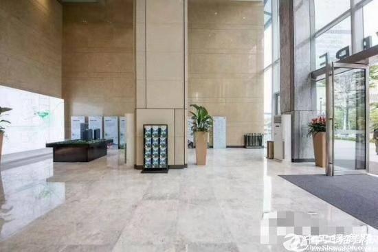 龙岗坂田甲级写字楼565㎡层高5.4米使用率达75%