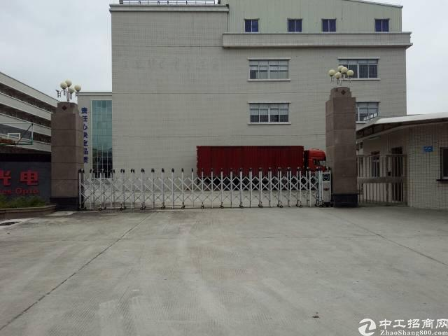 寮步镇标准厂房分租2楼2125平方