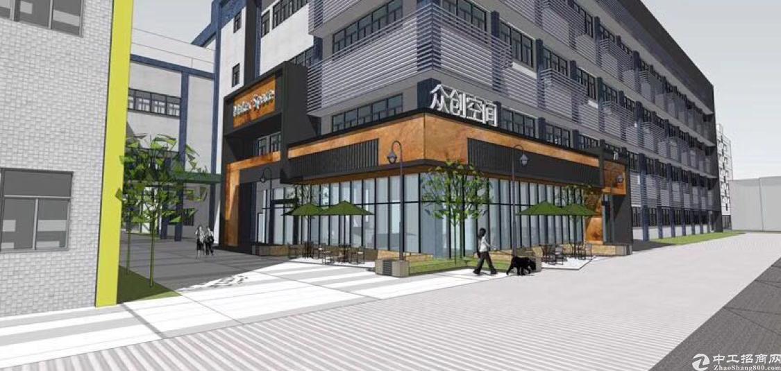 深圳机器人产业园位于宝安大道旁地铁口大小分租-图2