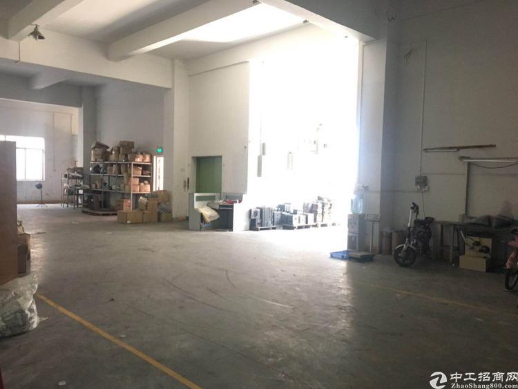 横岗安良社区独门独院厂房3500平方大小分租