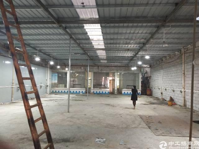 东城区单一层厂房2400方,独院,租金20.