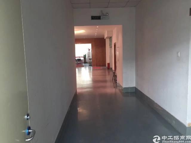 沙井松福大道边,锦程路边新出楼上分租1150平米,面积实在,