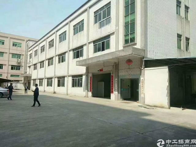 原房东独门独院,厂房位于松岗塘下涌8000平-图2