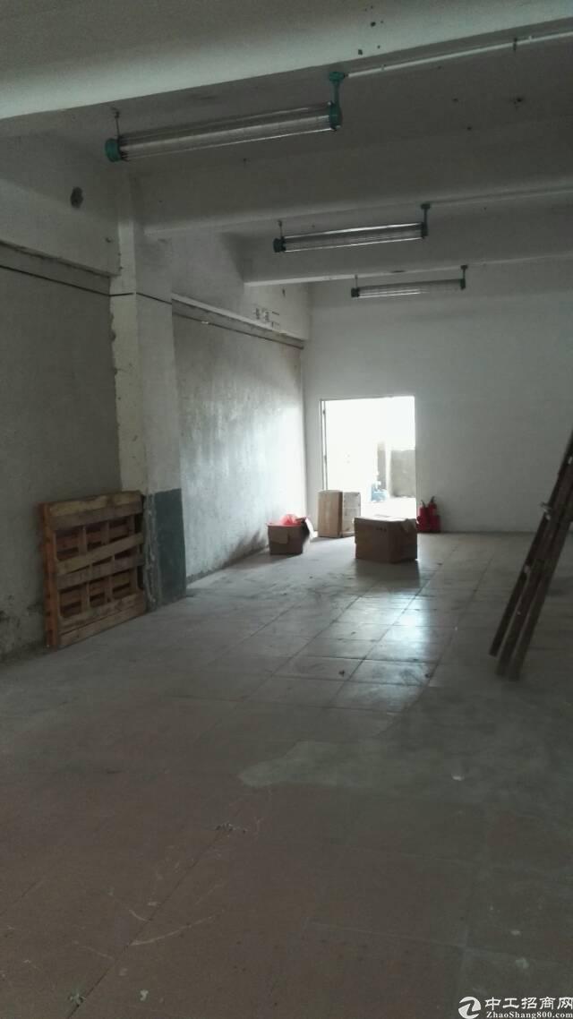 坂田小面积简单加工 仓库  一楼厂房320平方 价格实惠