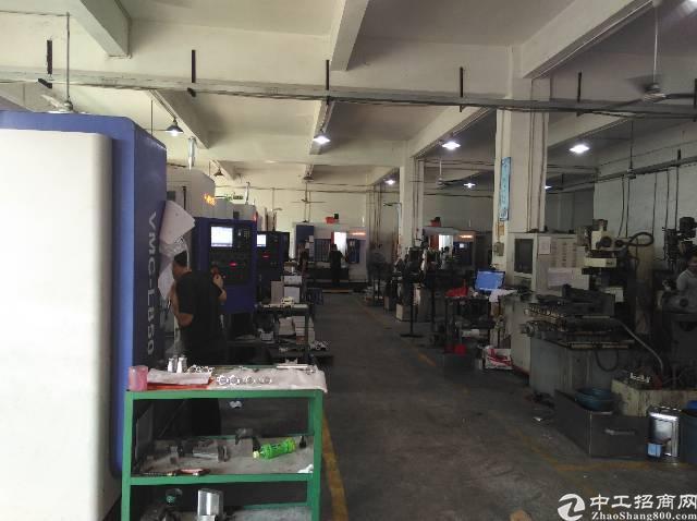 观澜福民一楼1000平标准厂房出租-图2