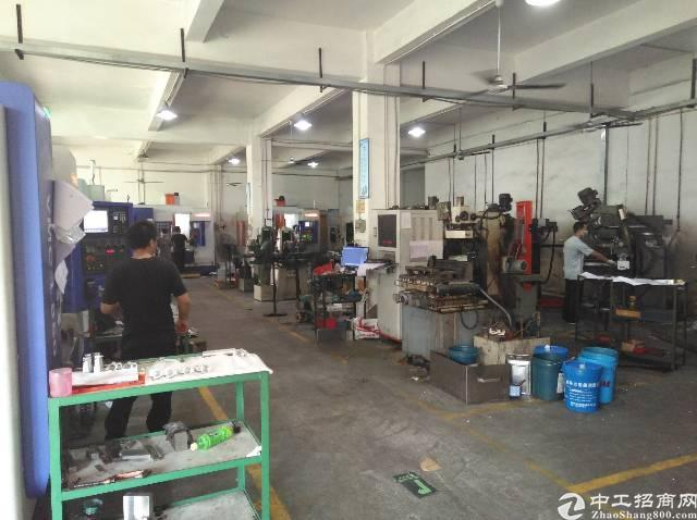 观澜福民一楼1000平标准厂房出租-图4