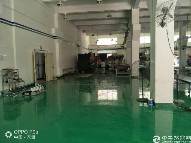 原房东独门独院,厂房位于松岗塘下涌8000平-图3